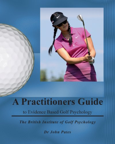 9781909133068: Practitioners Guide to Evidence Based Golf Psychology