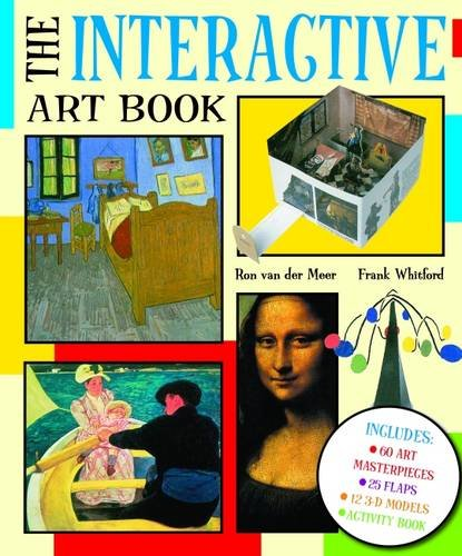 9781909142022: The Interactive Art Book