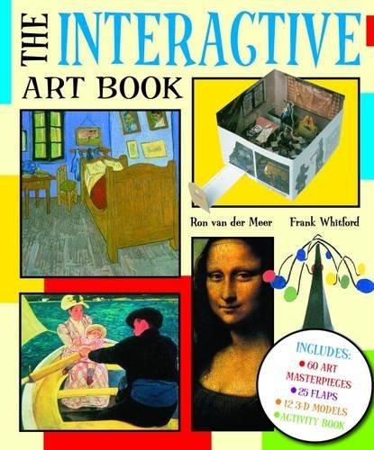 9781909142022: Interactive Art Book for Kids