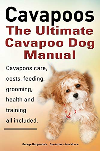 9781909151451: Cavapoos. Cavoodle. Cavadoodle. the Ultimate Cavapoo Dog Manual. Cavapoos Care, Costs, Feeding, Grooming, Health and Training.