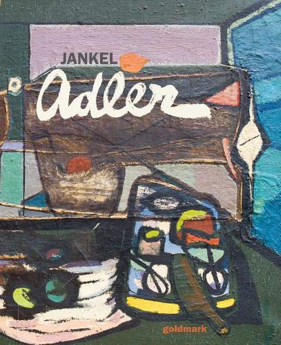 9781909167131: Jankel Adler: The British Years