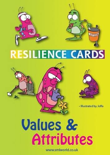 9781909207233: Resilience Cards - Values and Attributes