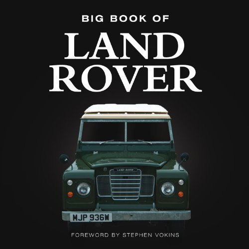 9781909217492: Big Book of Land Rover