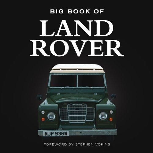 9781909217492: Big Book of Land Rover (Big Books)
