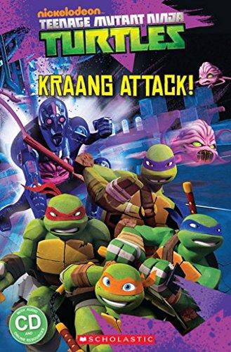 9781909221673: Teenage Mutant Ninja Turtles: Kraang Attack! (Popcorn Readers)