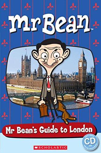 Mr Bean's Guide to London (Popcorn Starter Readers): Davis, Fiona