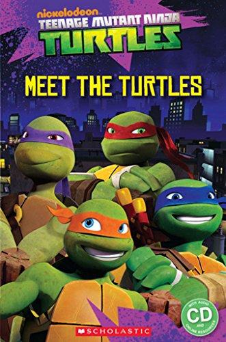 9781909221819: Teenage Mutant Ninja Turtles: Meet the Turtles! (Popcorn Starter Readers)