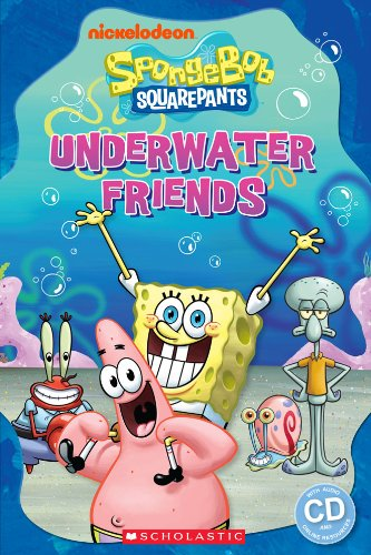 9781909221833: Spongebob Squarepants: Underwater Friends (Popcorn Starter Readers)