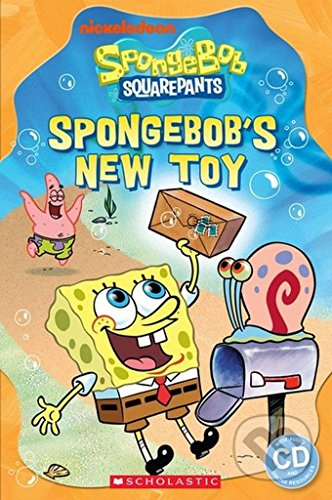 9781909221857: Spongebob Squarepants: Spongebob's New Toy (Popcorn Starter Readers)