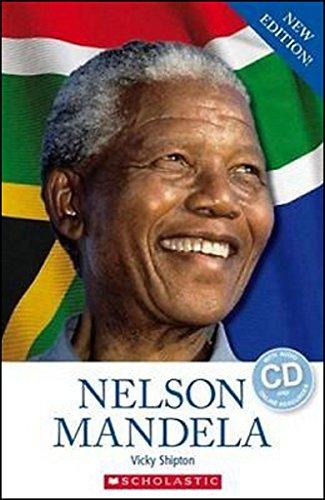 Nelson Mandela (Book & Merchandise): Vicky Shipton