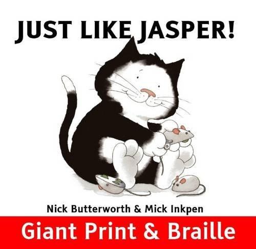 9781909225152: Just Like Jasper