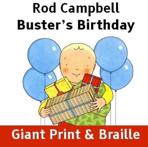 9781909225541: Buster's Birthday