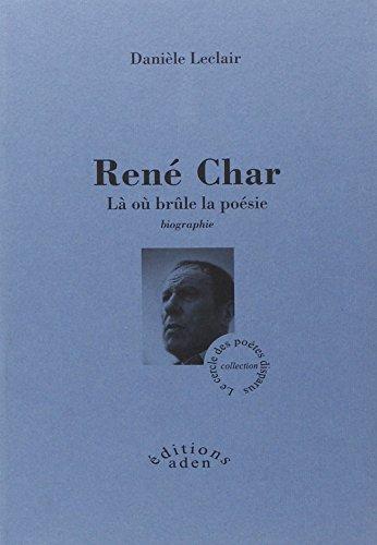 9781909226128: René Char