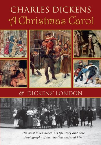 9781909242029: A Christmas Carol and Dickens' London