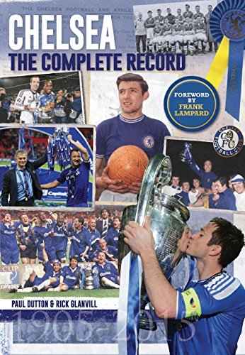 9781909245266: Chelsea: The Complete Record