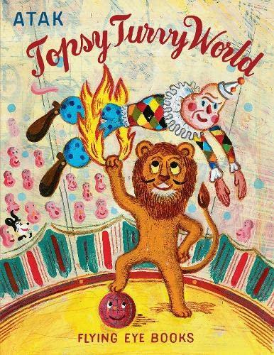 Topsy Turvy World (Hardback)