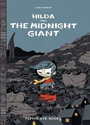 9781909263178: Hilda and the Midnight Giant (Hildafolk)