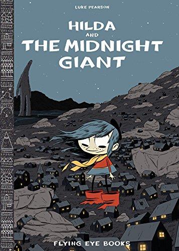 9781909263178: Hilda and the Midnight Giant (Hildafolk)