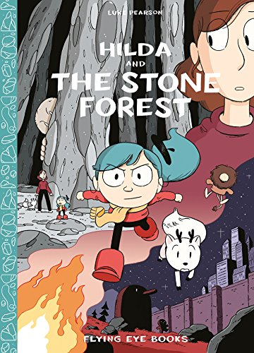9781909263741: Hilda and the Stone Forest (Hildafolk)