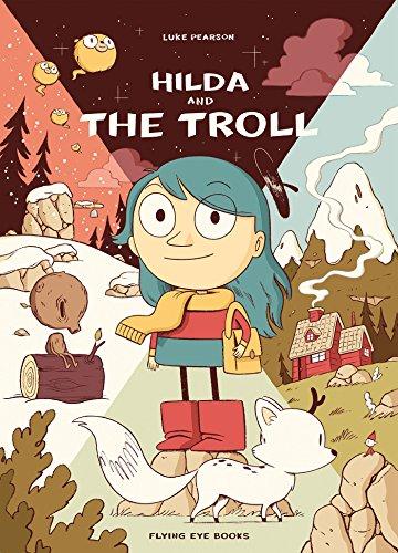 9781909263789: Hilda and the Troll: 1