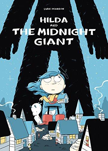 9781909263796: Hilda and the Midnight Giant (Hildafolk)