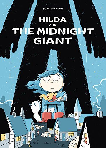 9781909263796: Hilda and the Midnight Giant (Hildafolk)