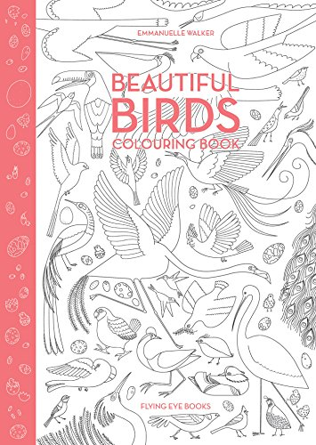 9781909263956: Beautiful Birds Coloring Book