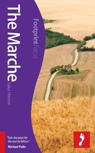 9781909268104: The Marche Footprint Focus Guide