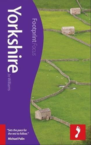 9781909268166: Yorkshire Footprint Focus Guide