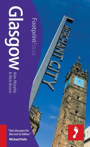 9781909268234: Glasgow Footprint Focus Guide