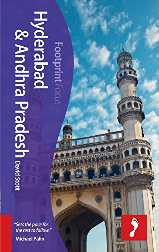 9781909268784: Footprint Focus Guide Hyderabad & Andhra Pradesh