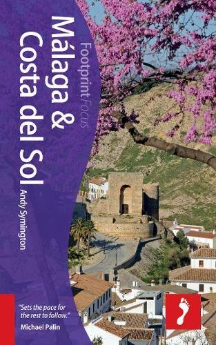 9781909268807: Malaga & Costa del Sol Focus Guide, 2nd (Footprint Focus)
