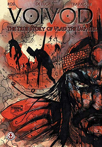 Voivod: The True Story of Vlad the Impaler: Rosi, Massimo