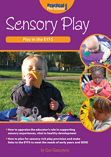 9781909280304: Sensory Play (Play in the EYFS)
