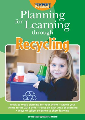 Planning for Learning through Recycling: Sparks-Linfield, Rachel