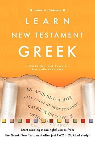 9781909281226: Learn New Testament Greek
