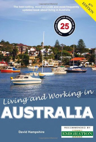 9781909282629: Living and Working in Australia: A Survivial Handbook