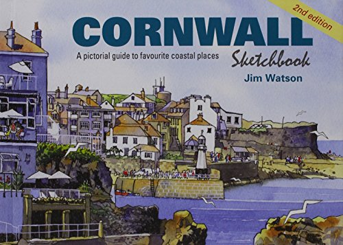 9781909282780: Cornwall Sketchbook: A Pictorial Guide to Favourite Coastal Places (Sketchbooks)