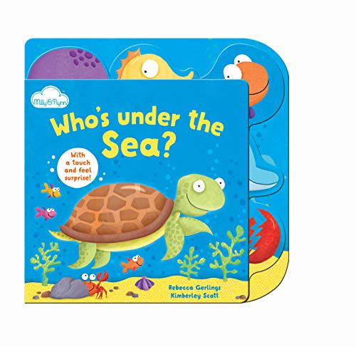 9781909290488: Who's Under the Sea - Tabbed Board Books