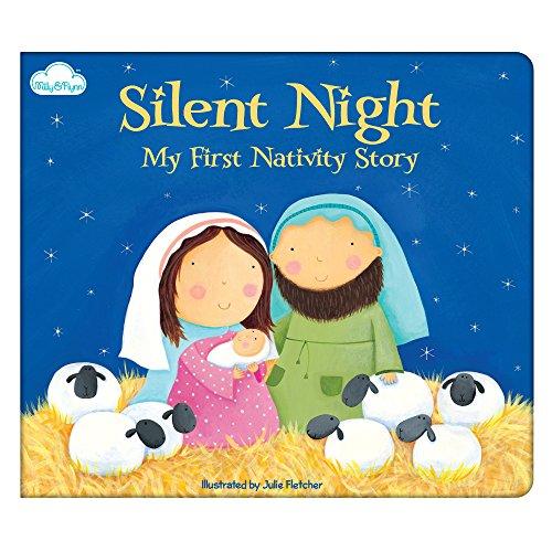 9781909290716: Silent Night - My First Nativity Storybk (Board Book)