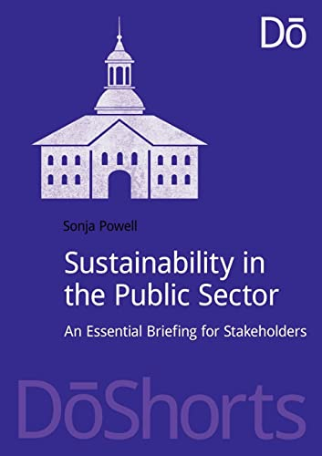 Sustainability in the Public Sector: Sonja Powell