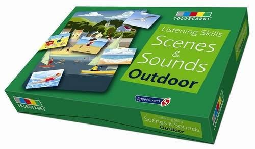 9781909301115: Listening Skills Social Scenes (Cards Booklet & CD)