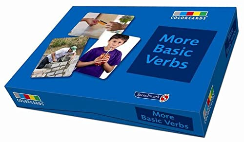 9781909301269: More Basic Verbs (Colorcards)