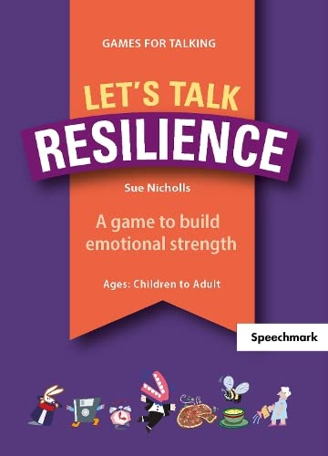 9781909301597: Let's Talk: Resilience (Games for Talking)