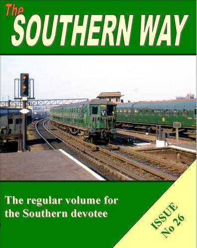 Southern Way Issue No 26: Robertson, Kevin