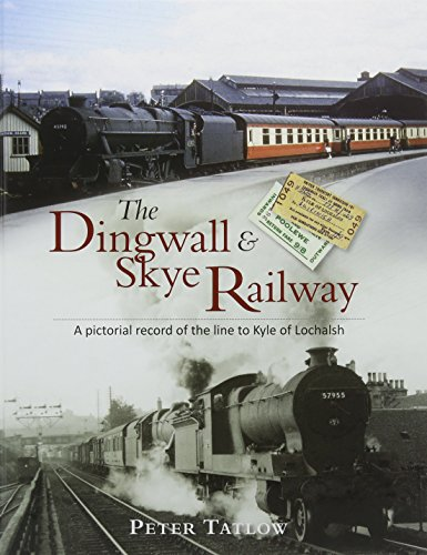9781909328440: Dingwall & Skye Railway