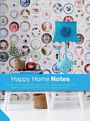 9781909342422: Happy Home Notes - Turquoise
