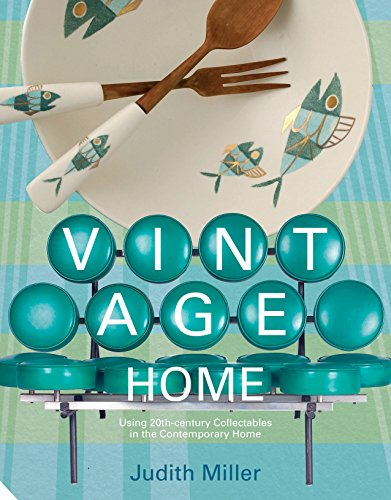 9781909342538: Vintage Home: 20th-Century Design for Contemporary Living
