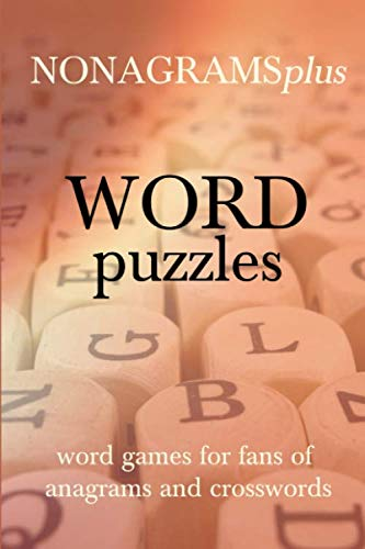 9781909349889: NONAGRAMSplus: Word Puzzles; Word Games for Anagram and Crossword Fans
