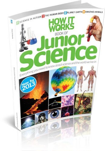 How It Works Book of Junior Science: Imagine Publishing